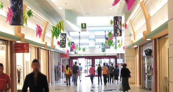 Centro commerciale Auchan Ancona