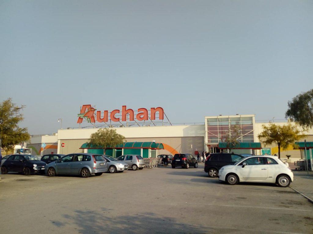 Centro commerciale Auchan Mesagne