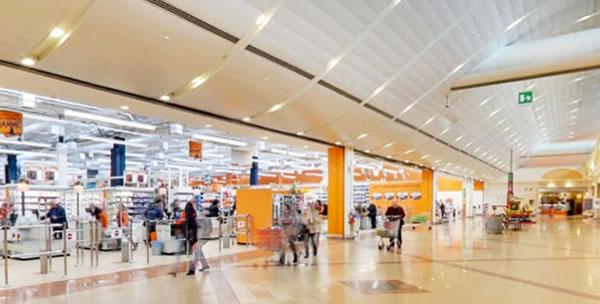 Centro commerciale Catania la Rena